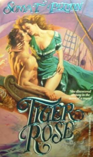 book cover of Tiger Rose