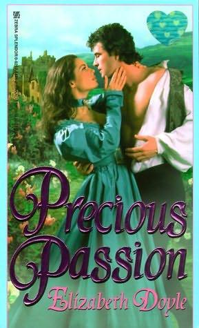 book cover of Precious Passion