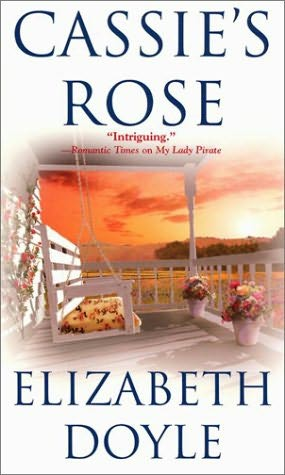 book cover of Cassie\'s Rose