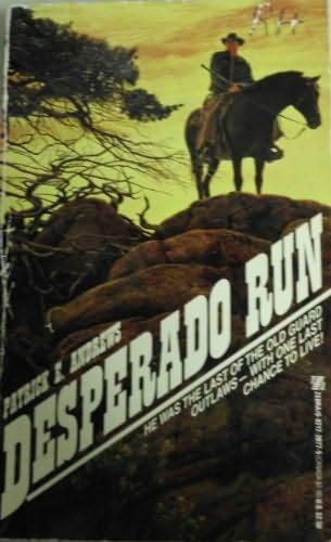 book cover of Desperado Run
