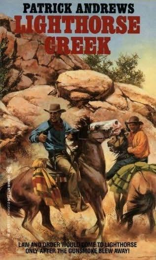 book cover of Lighthorse Creek