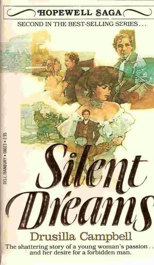 book cover of Silent Dreams