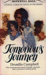 book cover of Tomorrow\'s Journey
