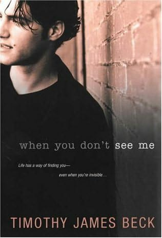 book cover of When You Don\'t See Me