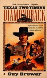 book cover of Diamondback