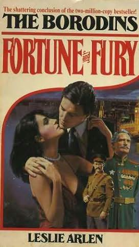 book cover of Fortune and Fury