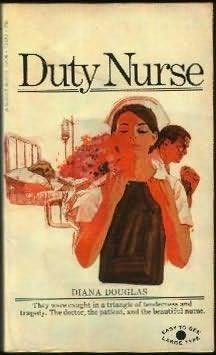 book cover of Duty Nurse