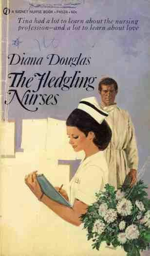 book cover of The Fledgling Nurses