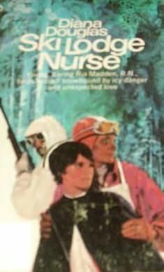 book cover of Ski Lodge Nurse