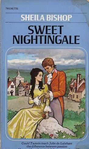 book cover of Sweet Nightingale
