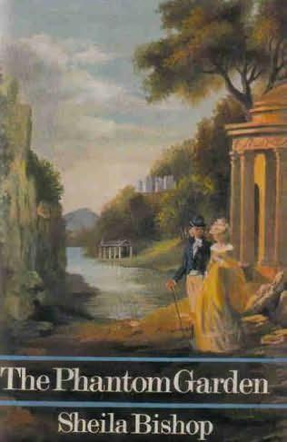 book cover of The Phantom Garden