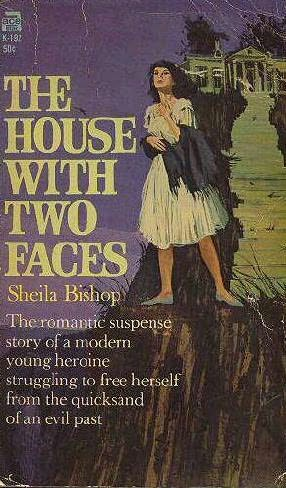 book cover of The House with Two Faces