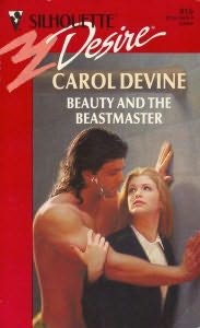 book cover of Beauty and the Beastmaster