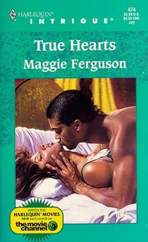 book cover of True Hearts