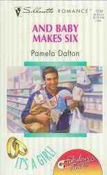 book cover of And Baby Makes Six
