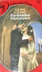 book cover of Forbidden Fantasies