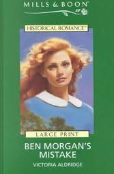 book cover of Ben Morgan\'s Mistake