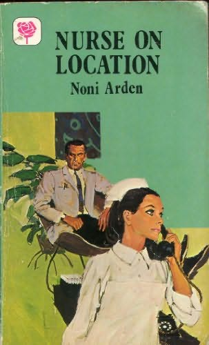 book cover of Nurse On Location