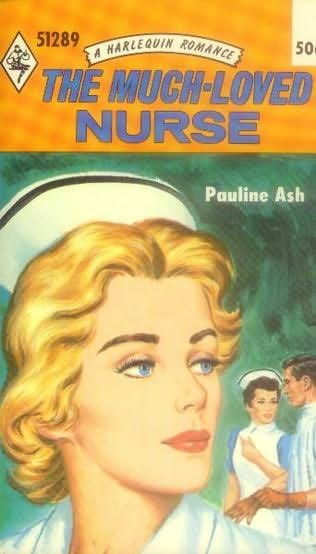 book cover of The Much-Loved Nurse