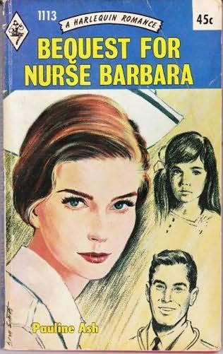 book cover of Bequest for Nurse Barbara