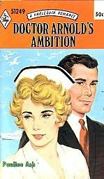 book cover of Doctor Arnold\'s Ambition