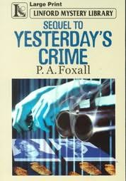 book cover of Sequel to Yesterday\'s Crime