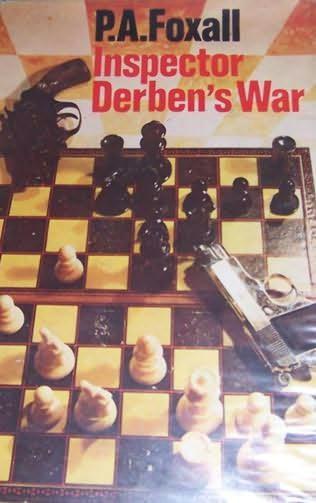 book cover of Inspector Derben\'s War