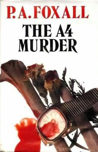 book cover of The A4 Murder