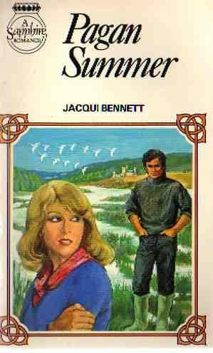 book cover of Pagan Summer