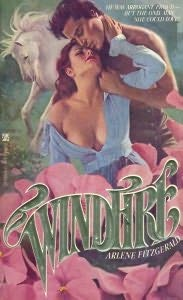 book cover of Windfire