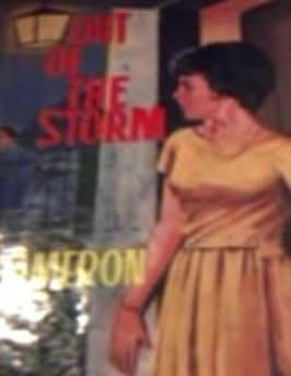 book cover of Out of the Storm.