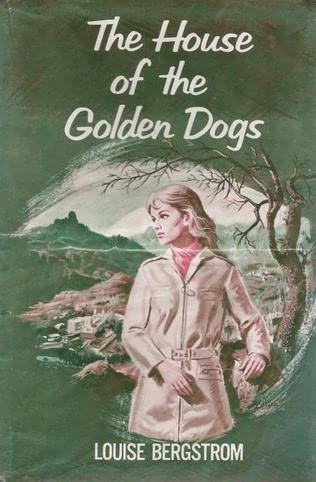 book cover of The House of the Golden Dogs