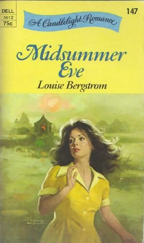 book cover of Midsummer Eve