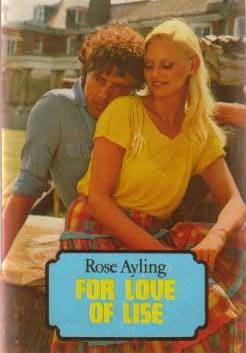 book cover of For Love of Lise