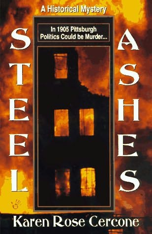book cover of Steel Ashes