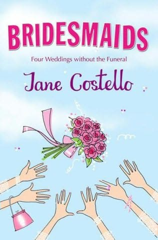 book cover of Bridesmaids