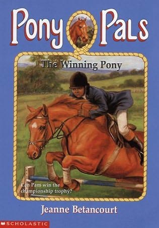 book cover of The Winning Pony