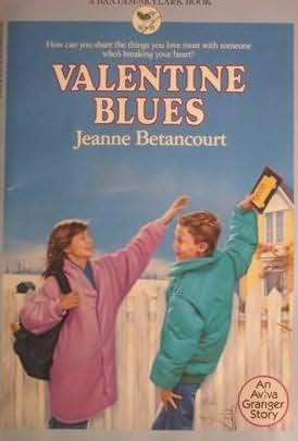 book cover of Valentine Blues