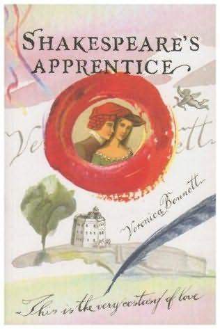 book cover of Shakespeare\'s Apprentice