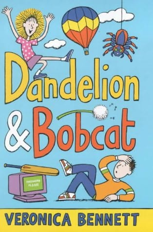 book cover of Dandelion and Bobcat