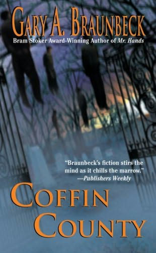 book cover of Coffin County