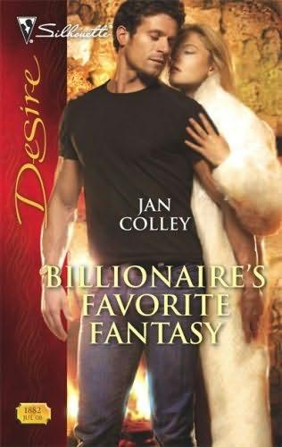 book cover of Billionaire\'s Favorite Fantasy