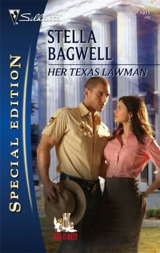 book cover of Her Texas Lawman