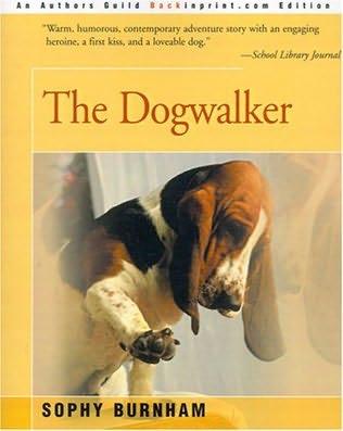 book cover of Dogwalker