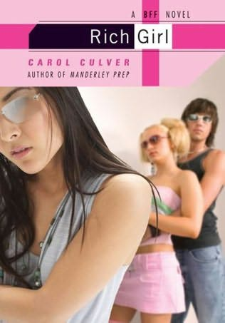 book cover of Rich Girl