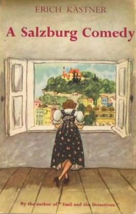 book cover of A Salzburg Comedy
