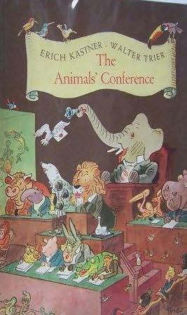 book cover of The Animals\' Conference