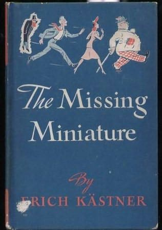 book cover of The Missing Miniature