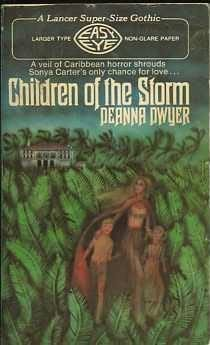book cover of Children of the Storm