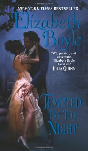book cover of Tempted By the Night